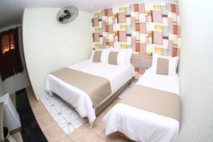 Hotel Contorno Sul, Hotely  Curitiba - big - 15