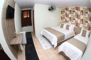 Hotel Contorno Sul, Hotely  Curitiba - big - 16