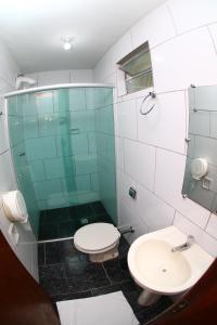 Hotel Contorno Sul, Hotely  Curitiba - big - 23