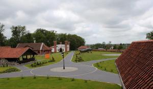 Замковое имение Лангендорф, Калининград