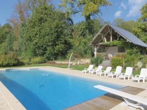 Holiday Home La Brosse, Ferienhäuser  Neuillé - big - 28