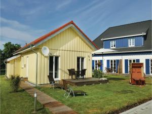 Holiday home Altefähr-Rügen 86 with Sauna