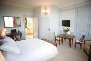 Chambres d'hotes Autour de la Rose, Bed & Breakfast  Honfleur - big - 7