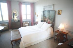 Chambres d'hotes Autour de la Rose, Bed and Breakfasts  Honfleur - big - 6