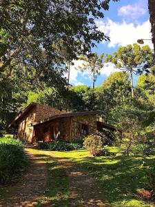 Refúgio Mantiqueira, Chaty v prírode  São Bento do Sapucaí - big - 63
