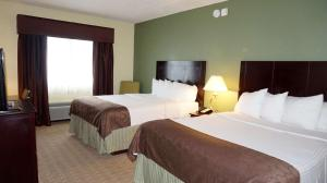 Best Western Airport Inn & Suites Cleveland, Szállodák  Brook Park - big - 22
