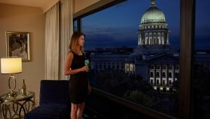 King Suite - Capitol View