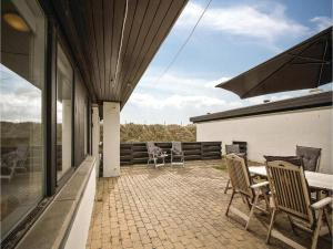 Two-Bedroom Holiday Home in Pandrup, Case vacanze  Rødhus - big - 20