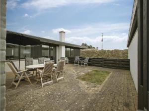 Two-Bedroom Holiday Home in Pandrup, Case vacanze  Rødhus - big - 17