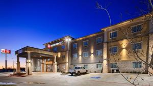 Best Western Plus Lonestar Inn & Suites, Hotels  Colorado City - big - 14