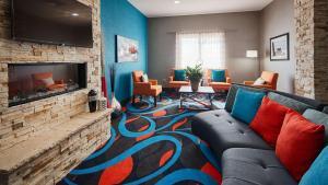 Best Western Plus Lonestar Inn & Suites, Hotels  Colorado City - big - 17