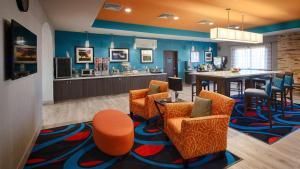 Best Western Plus Lonestar Inn & Suites, Hotels  Colorado City - big - 19