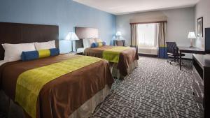Best Western Plus Lonestar Inn & Suites, Hotels  Colorado City - big - 25