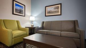 Best Western Plus Lonestar Inn & Suites, Hotels  Colorado City - big - 30
