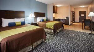 Best Western Plus Lonestar Inn & Suites, Hotels  Colorado City - big - 31