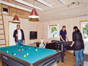 Holiday home Vester Storetoft Fanø I, Nyaralók  Sønderho - big - 9