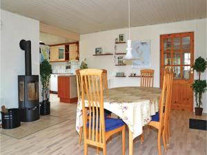 Mon Cheri, Prázdninové domy  Fanø - big - 12