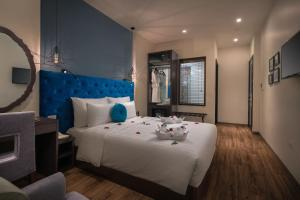 Serene Boutique Hotel & Spa, Hotels  Hanoi - big - 48