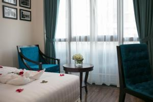 Serene Boutique Hotel & Spa, Hotels  Hanoi - big - 57