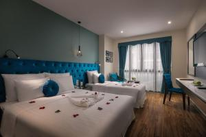 Serene Boutique Hotel & Spa, Hotels  Hanoi - big - 59