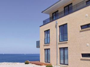 Apartment Port Olpenitz/Kappeln 16 with Sauna