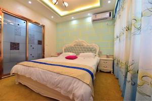 Zhaoxiahong Art hotel, Проживание в семье  Wujiaqiao - big - 282