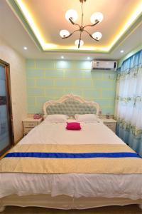 Zhaoxiahong Art hotel, Проживание в семье  Wujiaqiao - big - 279