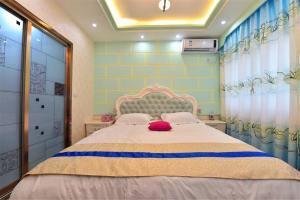 Zhaoxiahong Art hotel, Проживание в семье  Wujiaqiao - big - 278