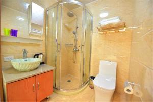 Zhaoxiahong Art hotel, Проживание в семье  Wujiaqiao - big - 268