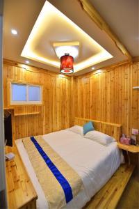 Zhaoxiahong Art hotel, Проживание в семье  Wujiaqiao - big - 267