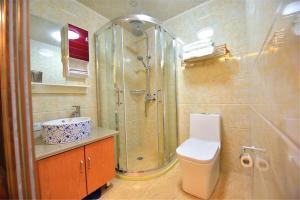 Zhaoxiahong Art hotel, Проживание в семье  Wujiaqiao - big - 257