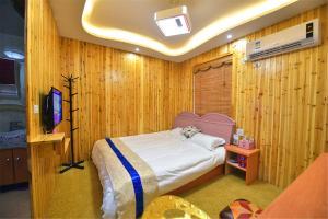 Zhaoxiahong Art hotel, Проживание в семье  Wujiaqiao - big - 256