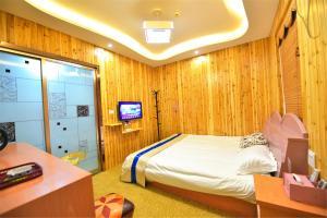 Zhaoxiahong Art hotel, Проживание в семье  Wujiaqiao - big - 254