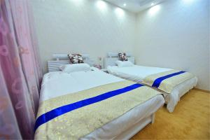 Zhaoxiahong Art hotel, Проживание в семье  Wujiaqiao - big - 236