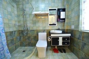 Zhaoxiahong Art hotel, Проживание в семье  Wujiaqiao - big - 230