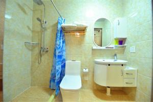 Zhaoxiahong Art hotel, Проживание в семье  Wujiaqiao - big - 224
