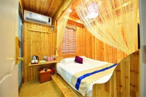 Zhaoxiahong Art hotel, Проживание в семье  Wujiaqiao - big - 221