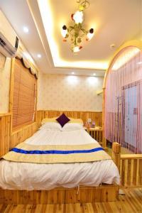 Zhaoxiahong Art hotel, Проживание в семье  Wujiaqiao - big - 216