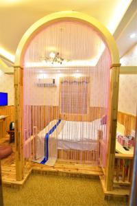 Zhaoxiahong Art hotel, Проживание в семье  Wujiaqiao - big - 215