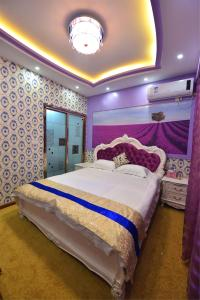 Zhaoxiahong Art hotel, Проживание в семье  Wujiaqiao - big - 207