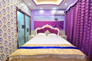 Zhaoxiahong Art hotel, Проживание в семье  Wujiaqiao - big - 206