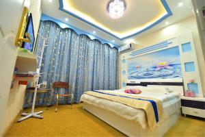 Zhaoxiahong Art hotel, Проживание в семье  Wujiaqiao - big - 204
