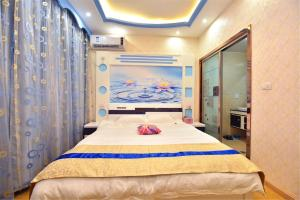Zhaoxiahong Art hotel, Проживание в семье  Wujiaqiao - big - 201