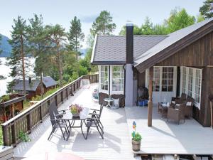 Holiday home Gjemnes 29, Prázdninové domy  Torvikbukt - big - 1