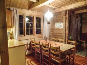 Five-Bedroom Holiday Home in Hovden