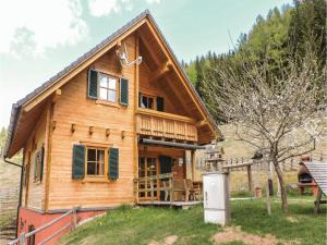 Five-Bedroom Holiday Home in Bad St. Leonhard, Nyaralók  Kliening - big - 3