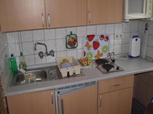 Holiday home Dorfstraße A, Case vacanze  Borkow - big - 8