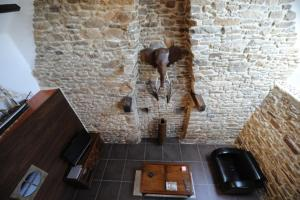 Le Domaine de Saint-Thomin, Bed & Breakfasts  Nostang - big - 32