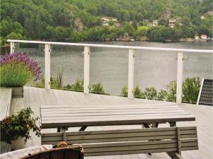 Four-Bedroom Holiday Home in Farsund, Dovolenkové domy  Farsund - big - 15