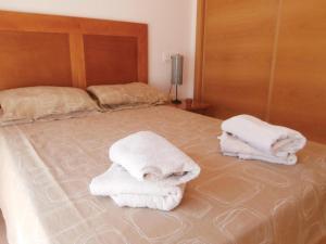 Apartment Bulevar 02, Apartmanok  La Molata - big - 2